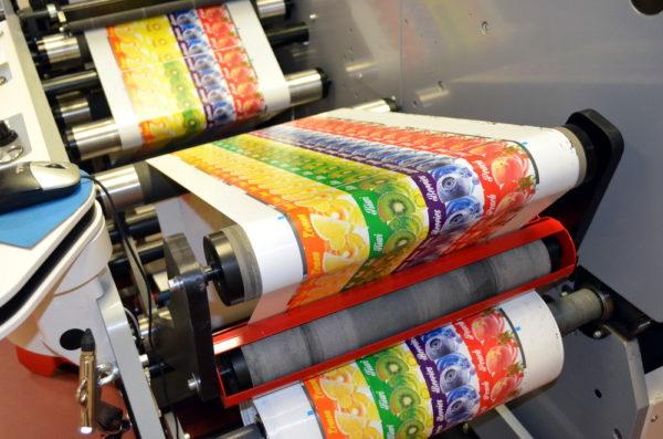 Изготовление этикеток: почему важно правильно выбрать типографию