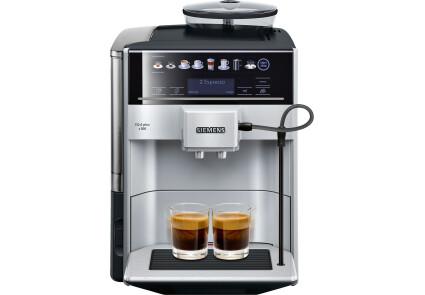 Плюсы кофемашины siemens te653m11rw