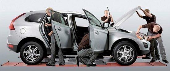 Что включено в техобслуживание автомобиля