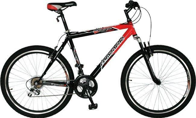 Велосипед команч