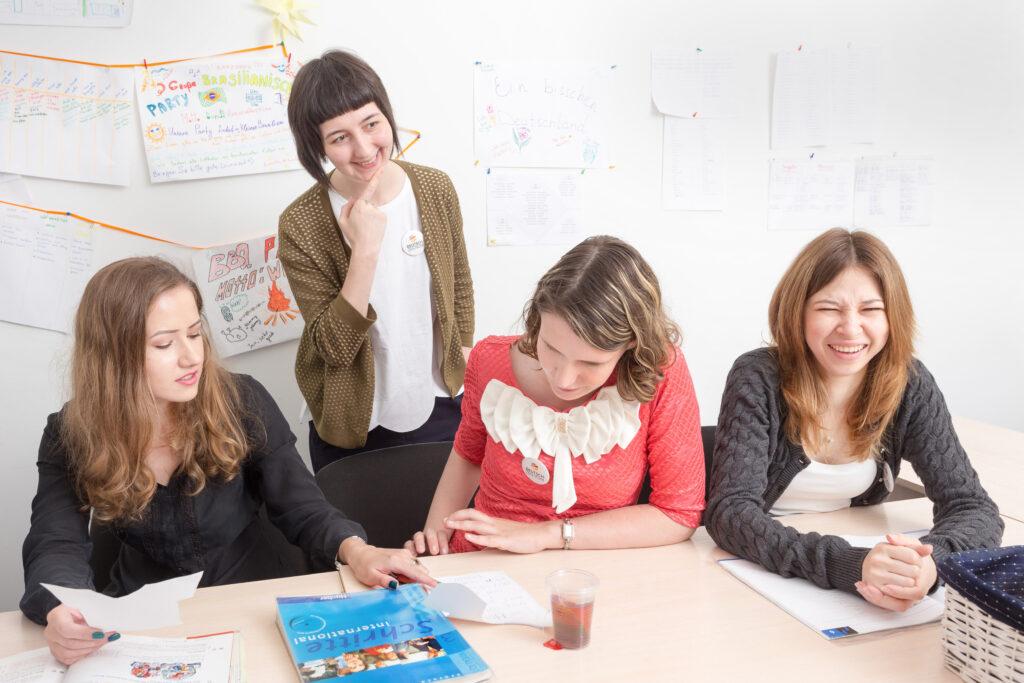 Основные плюсы изучения немецкого языка в разговорном клубе