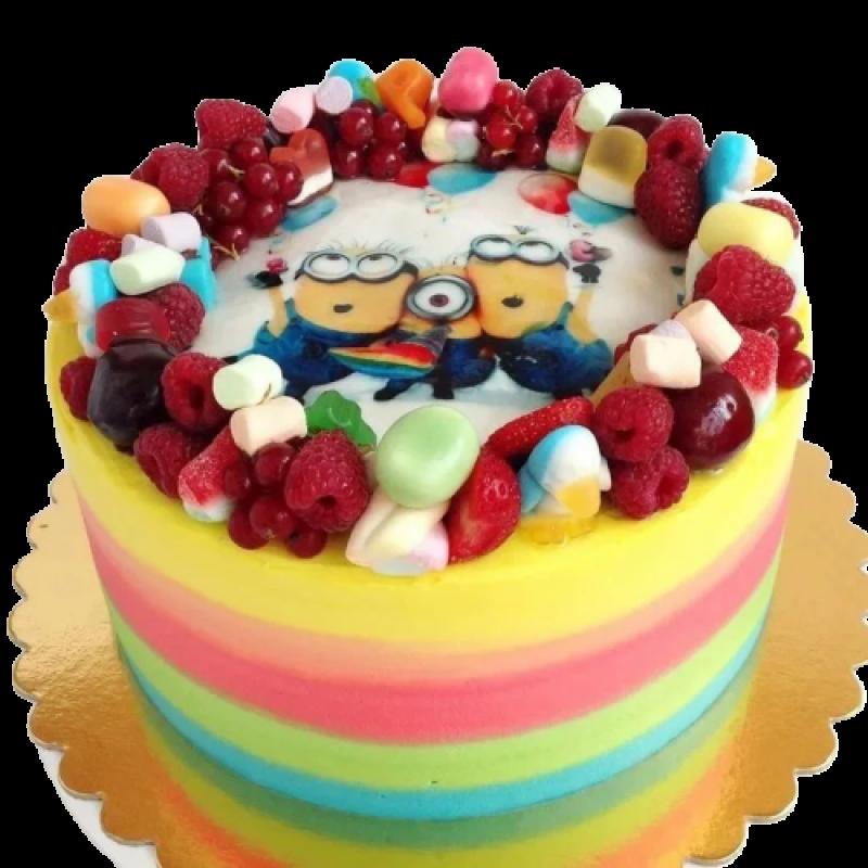 Разнообразие и преимущества детских тортов на заказ