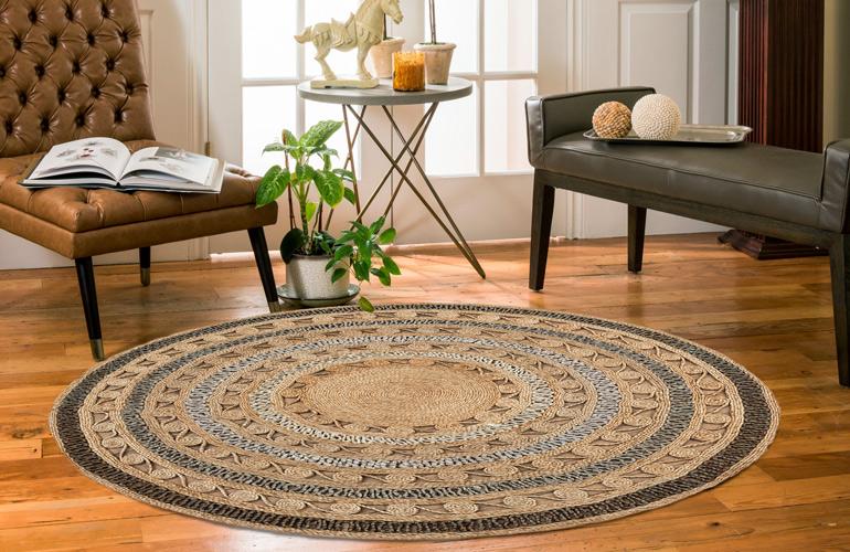 Особенности ковров с плоским плетением